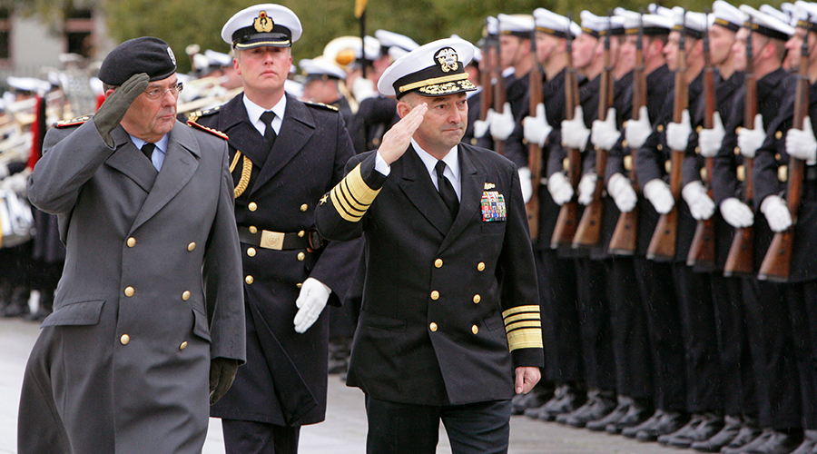 About – Admiral James Stavridis